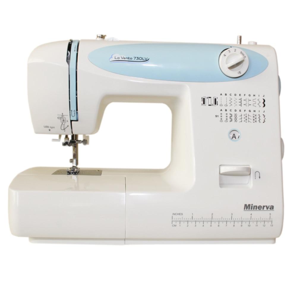 Sewing machine  Minerva La Vento 730LV sewing machine minerva m832b
