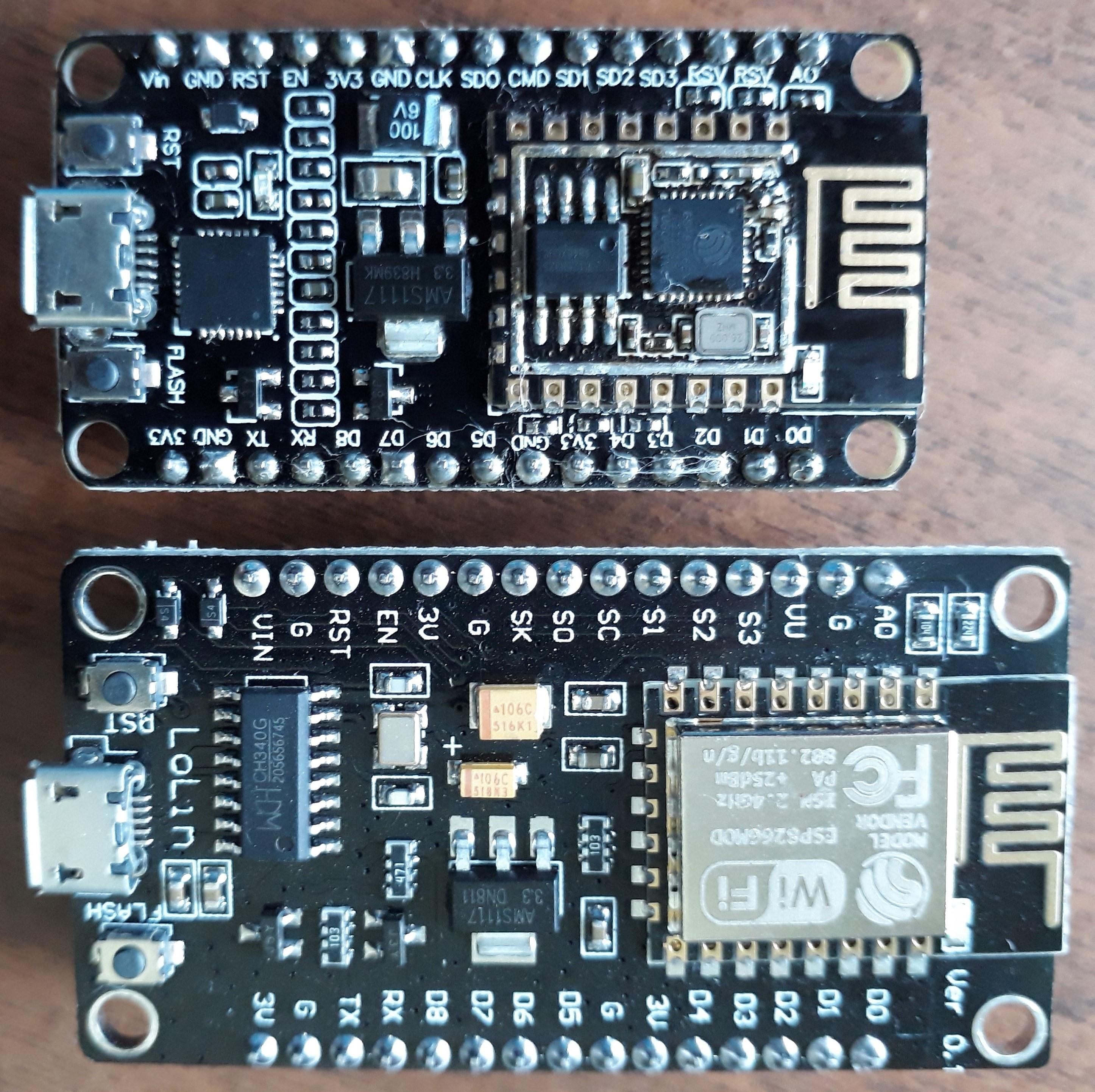 Wireless module NodeMcu v3 v2 ESP32 D1MINI Lua WIFI development board ESP8266 with pcb Antenna and usb port ESP-12E CH340 CP2102