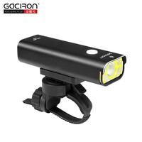 Gaciron Professional Bike Head Light 800 Lumens 2500mAh USB Rechargeable 18650 Batterry IPX6 Waterproof Bicycle Accessories