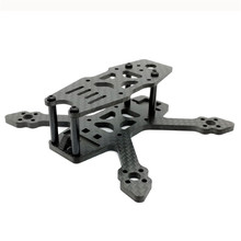 18g SPC 90NG 90mm Wheelbase 3mm Arm 3K Carbon Fiber FPV Racing Drone Frame Kit For RC Camera Drone Quadcopter Spare Part