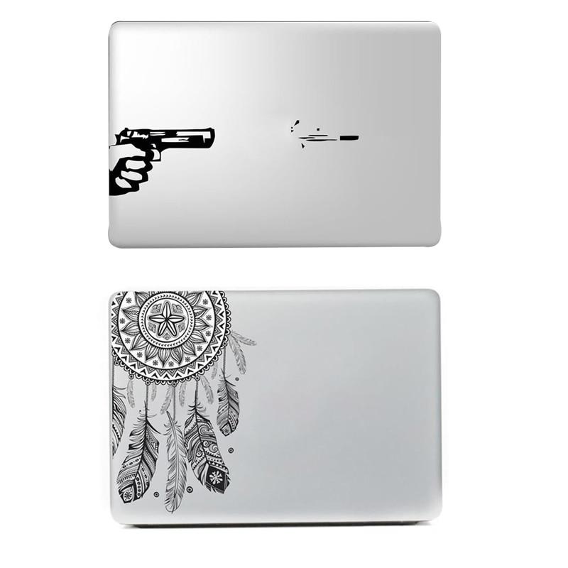 Fashion Dream Catcher Autoadesivo per il Computer Portatile Del Computer Tablet PC Notebook Adesivi Sveglio del PVC Adesivi Auto Decalcomania Complementi Arredo Casa