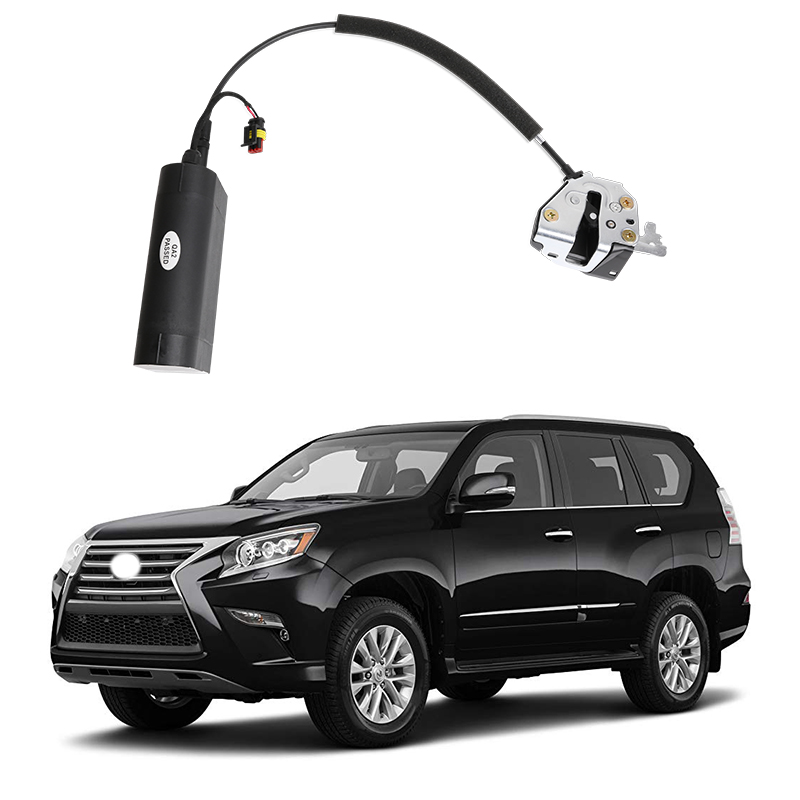 For Toyota LEXUS GX Electric Suction Door Automobile Refitted Automatic Locks Car Accessories Intelligence Suction Door