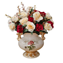 ceramica wazony ozdobne vaso para casa jarrones decorativos moderno accessories modern teraryum decoration home flower vase