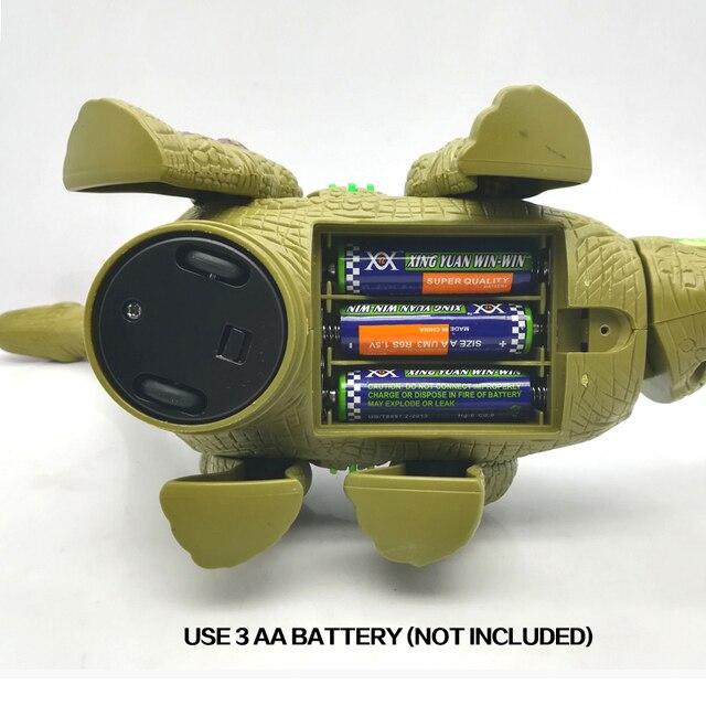 Купить игрушка электрическая ходячий динозавр робот с светильник кой картинки