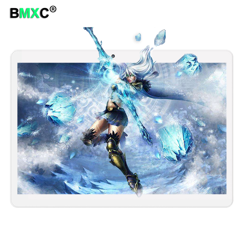 tablet pc android 7.0 10.1 inch 3G 4G Lte Phablet  Octa Core 4GB Ram 64GB Rom Dual SIM Card Smart Tablets 1920x1200 IPS FHD created x8s 8 ips octa core android 4 4 3g tablet pc w 1gb ram 16gb rom dual sim uk plug