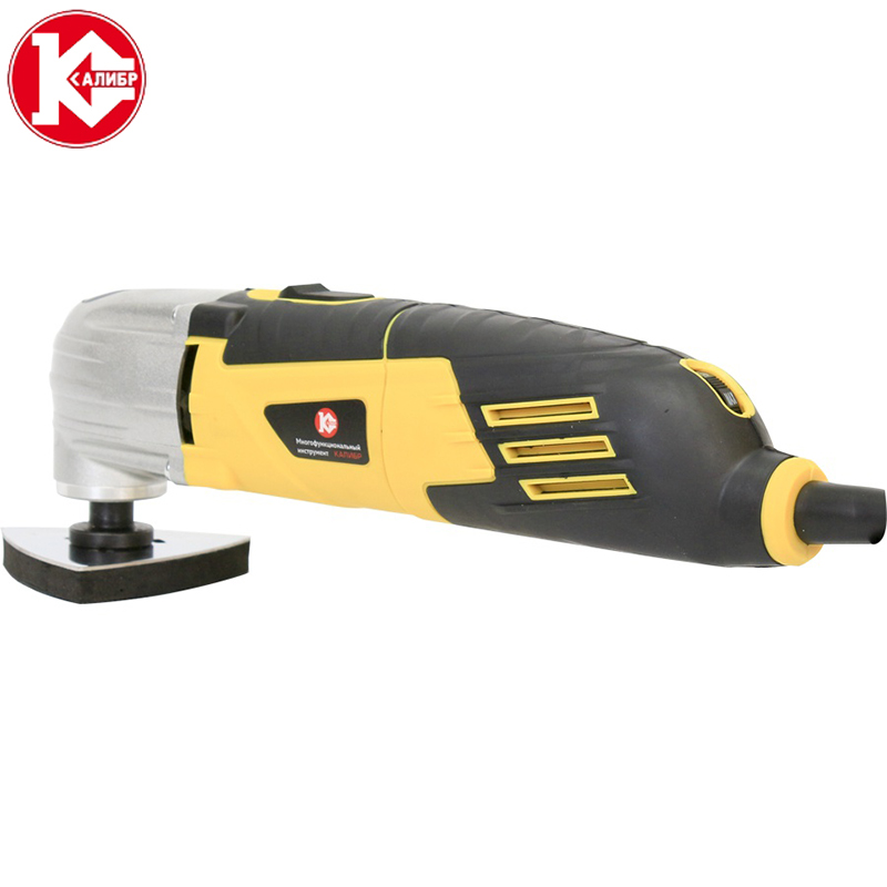 Kalibr MFI-250Em Electric Multifunction Oscillating Tool Kit Multi-Tool Power Tool  Accessories