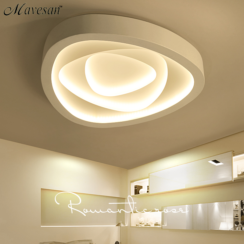 New!favorable Led Ceiling Light  Indoor Lighting Round/Square Bedroom Living Room Lamp Foyer Lamps Free Shipping creative star moon lampshade ceiling light 85 265v 24w led child baby room ceiling lamps foyer bedroom decoration lights