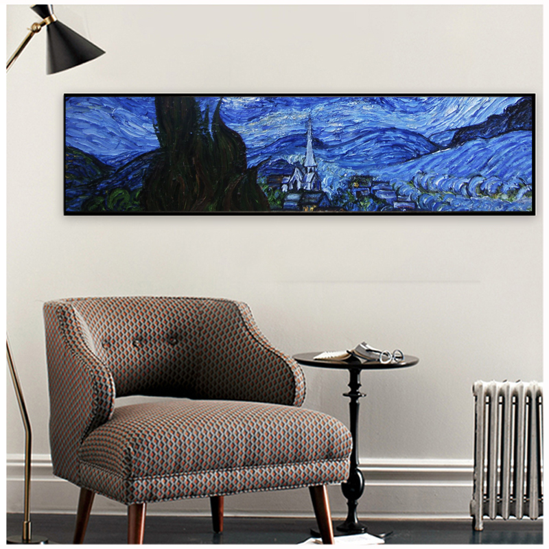 van-gogh-starry-night-van-gogh-painting-van-gogh-oil-paint-nail-art-poster-quadro-wall-art-cuadros-decoracion-salon-benfica-psg 8 46