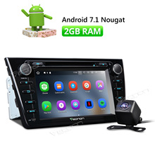 Camera & Eonon 8″ Android 7.1 Car CD DVD Player GPS Navigation For Mazda 6 2009 2010 2011 2012 FM Radio Bluetooth Touch