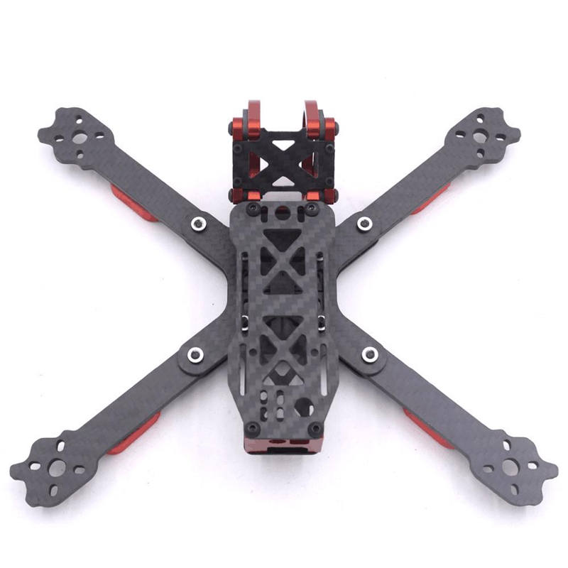Dragon HX5 X5 220mm 5 inch FPV Racing Frame Kit RC Drone 4mm Arm ...