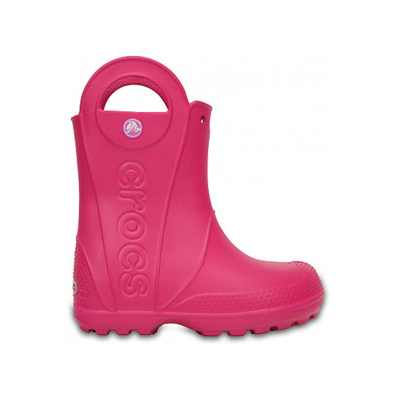 CROCS Handle It Rain Boot Kids KIDS or boys/for girls, children, kids TmallFS umbrellas modis m182a00403 windproof parasol sun rain folding outdoor rain protection for girls tmallfs