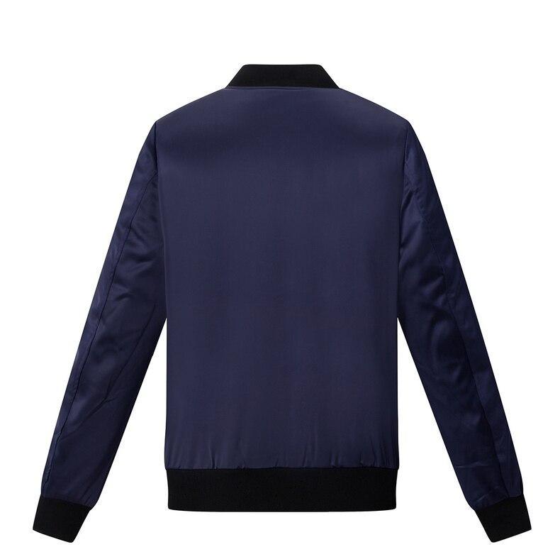 Bleu Baseball 2018 Blue Navy Hommes Manteau Veste Mode Marine été Aifeyiyi Printemps De fTWpnq10
