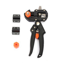 Multifunctional Garden Pruning Shears Tree Scissor Grafting Cutting Tool Branch Cutter with 2 blade