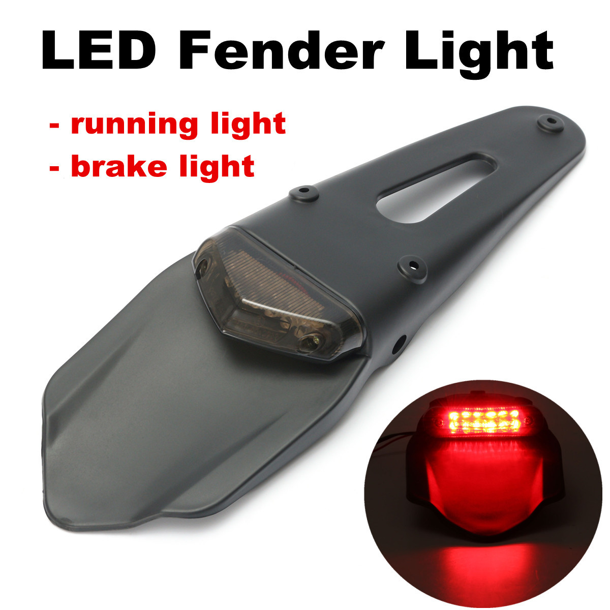 Universal motorrad fr fender licht 12 led lampe brechen universal motorrad fr fender licht 12 led lampe brechen rckleuchte aufkantung lampe rot in universal motorrad fr fender licht 12 led lampe brechen parisarafo Image collections