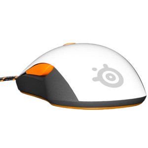 Image 4 - 100% origianl SteelSeries Kana V2 maus Optische Gaming Maus & mäuse Rennen Core Professionelle Optische Spiel Maus weiß