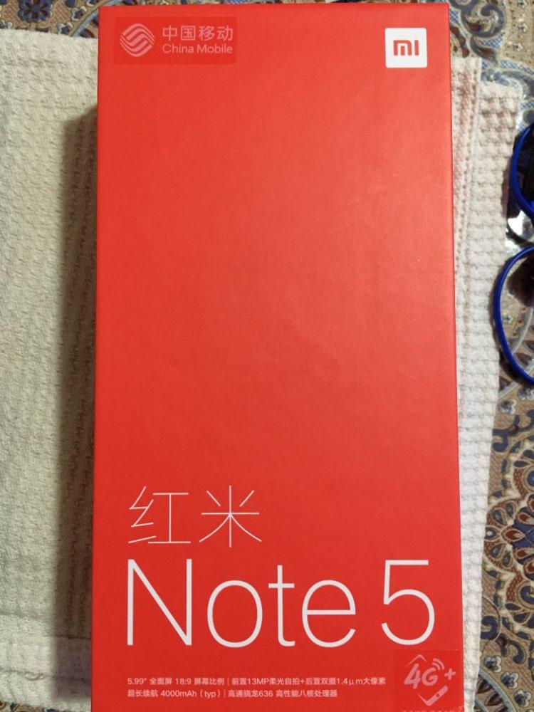 "Original Xiaomi Redmi Note 5 AI Global Rom 5.99"" FHD Snapdragon 636 4GB RAM 64GB ROM 4G LTE Mobile Phone 13.0MP Dual AI Camera"