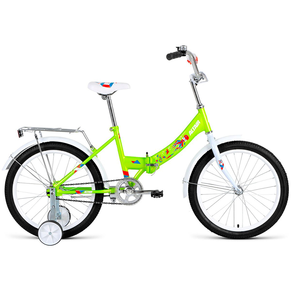 цена на Bicycle ALTAIR CITY KIDS 20 Compact SKYS (20 1 IC. Height 13 скл.) 2018-2019