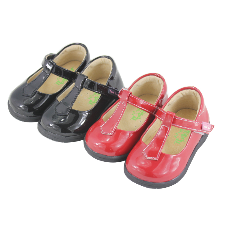 Tipsietoes Genuine Leather Boys Loafers Kids Girls Dress Shoes Flats Pink Flower Sneakers Children's Casual Nmd Gold Mocasines