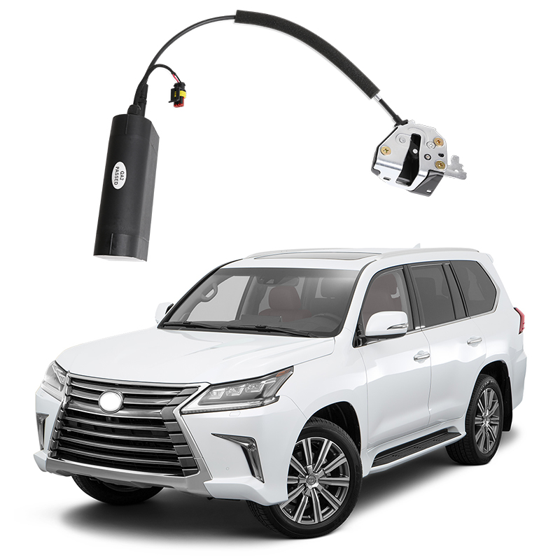 For Toyota LEXUS LX Electric Suction Door Automobile Refitted Automatic Locks Car Accessories Intelligence Suction Door