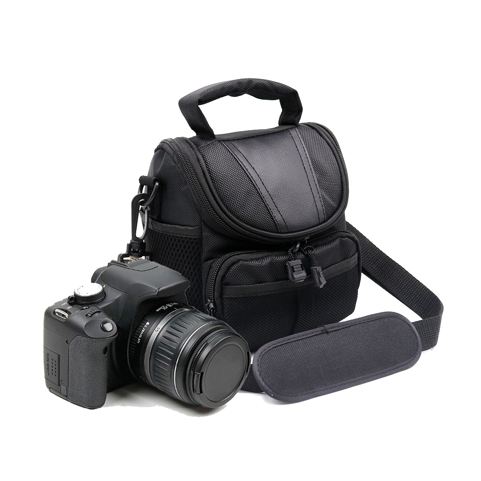 Camera Bag Case for <font><b>Panasonic</b></font> <font><b>Lumix</b></font> DMC <font><b>LX100</b></font> GX85 GX80 FZ1000 LZ35 FZ45 FZ50 FZ60 FZ70 FZ72 FZ100 FZ200 FZ150 FZ300 GH3 GH4 image