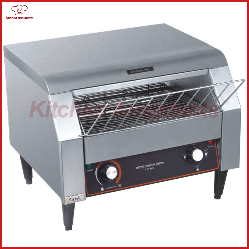 ECT2440 conveyor bun bread pizza cookie toaster oven machine electric 220V 110V electric conveyor toaster ct 150 conveyor toaster oven 150 180 slices of bread 1hr
