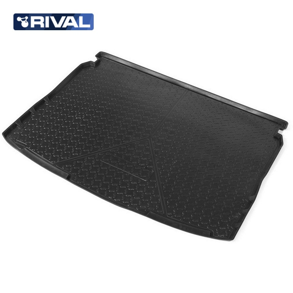For Nissan Qashqai J11 2014-2019 trunk mat Rival 14105002 for datsun mido 2014 2019 trunk mat rival 18701002