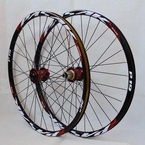 Image 2 - MTB Xe Đạp Leo Núi Bánh Xe 26 27.5 29 inch Xe Đạp bánh xe lớn hub 6 móng vuốt DH AM bánh xe 15 mét 20 mét 12 mét 9 mét Thru trục trục hai bánh xe Rim