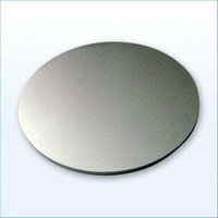 High purity single crystal Germanium wafer/ 25*1mm / Ge substrate infrared window film / double optical grade polishing