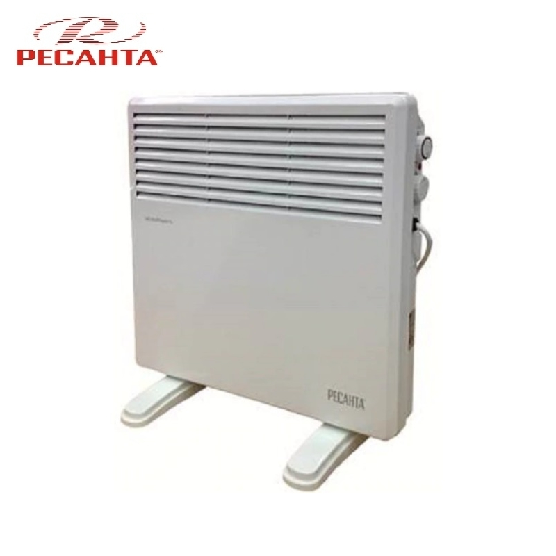 Convector RESANTA OK-500 Heating device Electroconvector Forced convection heater Wall-hung convector Mechanical converter цена и фото