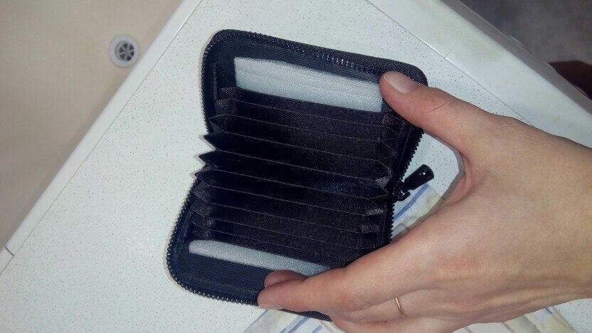 Dames Rits Korte Wallet Krediet / ID-kaarthouder Bloemmotief Echt leer Vrouwelijke muntzak Clutch Geldzak Bifold Portemonnee photo review