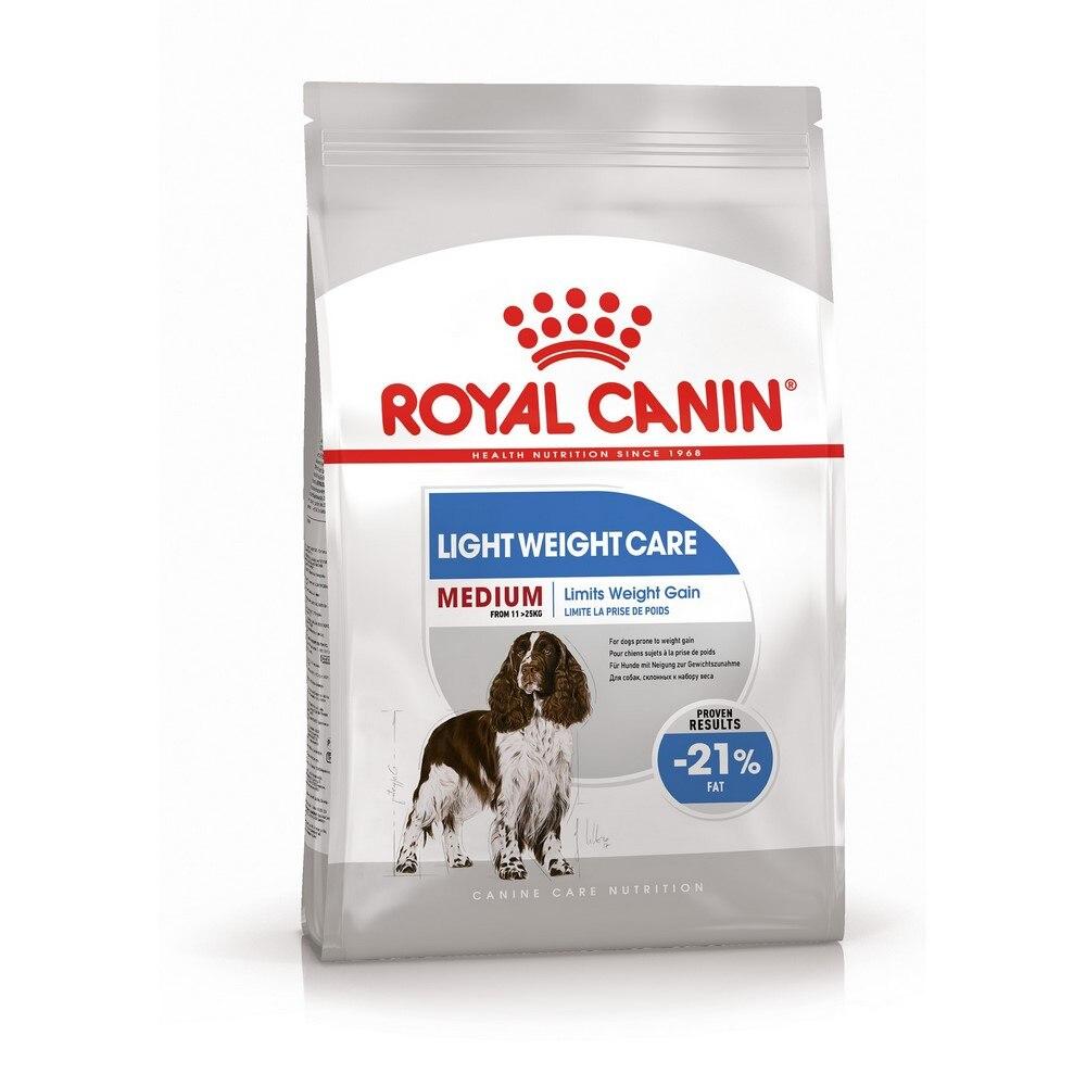 Dog Food Royal Canin Medium Light Weight Care, 3 kg цены онлайн