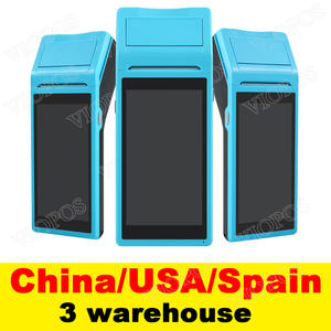Pos-Terminal-Pda Barcode-Scanner Android-System Wifi Bluetooth Wireless with V1 V1