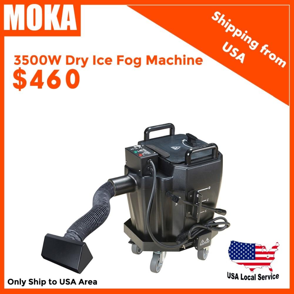Dry fogger machine