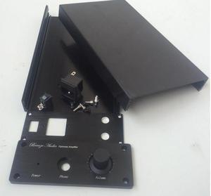 Image 4 - BZ1506I Alle Aluminium Hoofdtelefoon Versterker Chassis Power Amp Case DIY Hoofdtelefoon Behuizing HI FI Doos