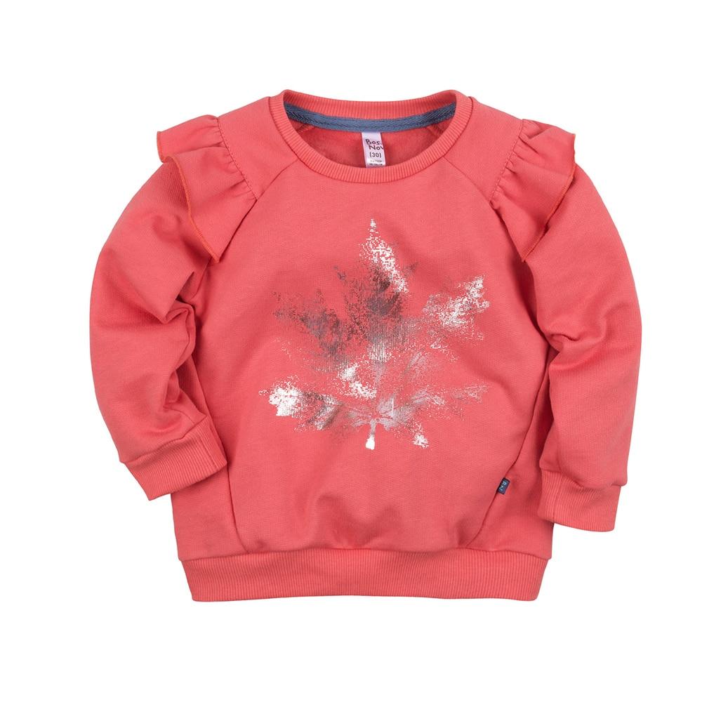 Hoodies & Sweatshirts BOSSA NOVA for girls 172b-462k Children clothes kids clothes цена в Москве и Питере