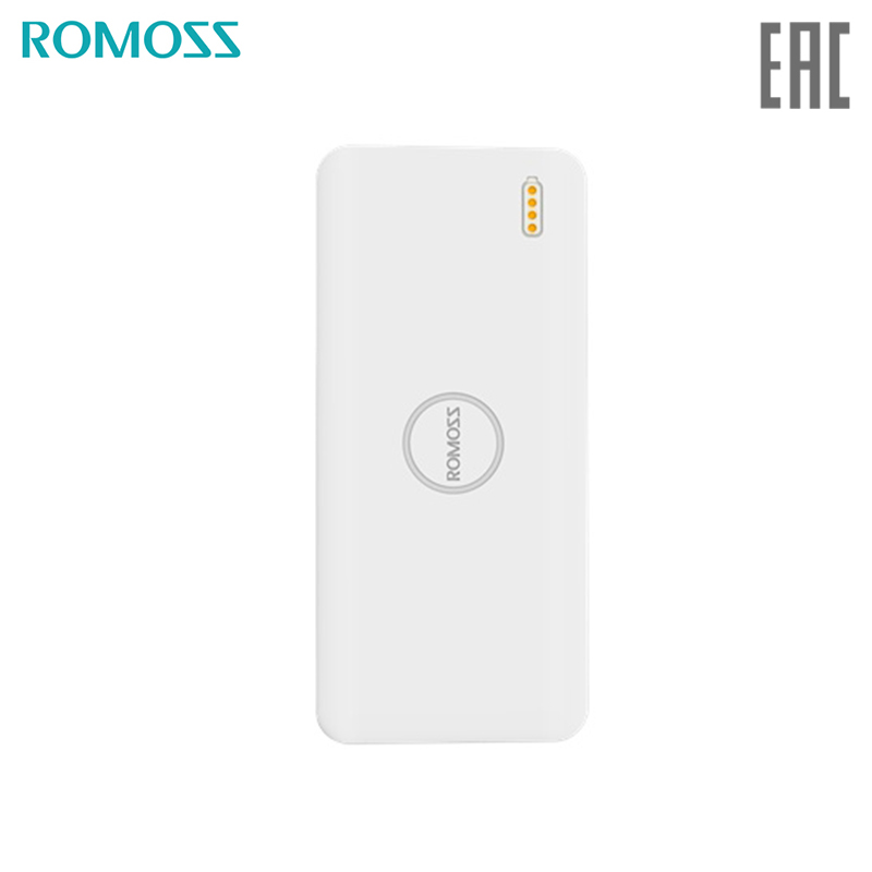 Power bank Romoss Polymos 5 solar power bank externa bateria portable charger for phone 5000 mah стоимость