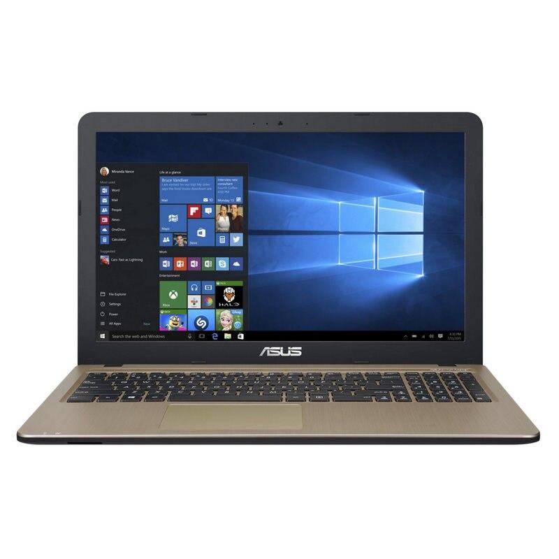 LAPTOP ASUS VIVOBOOK A540UB-GQ949T SCREEN 15.6/PROCESSOR I5-8250U/RAM 8 Hard GB/HARD SSD256 Hard GB/MX110 2 Hard GB/WINDOWS 10