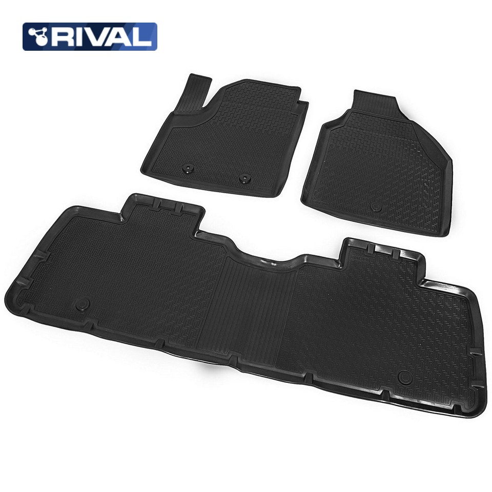 For Volkswagen Sharan 2005-2010 floor mats into saloon 3 pcs/set Rival 15809002 tcrt5000 reflective infrared sensor photoelectric switches 10 pcs