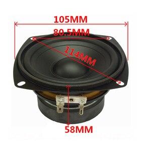 Image 3 - Tenghong 1 stücke 4 Zoll Wasserdichte Mitten Woofer Lautsprecher 4/8Ohm 30W Im Freien Bad Rasen Audio Bass Lautsprecher einheit Lautsprecher