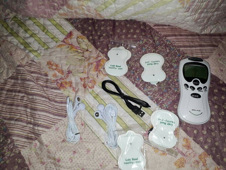 H & H™ Digital Slim and Relax Therapy Massager photo review