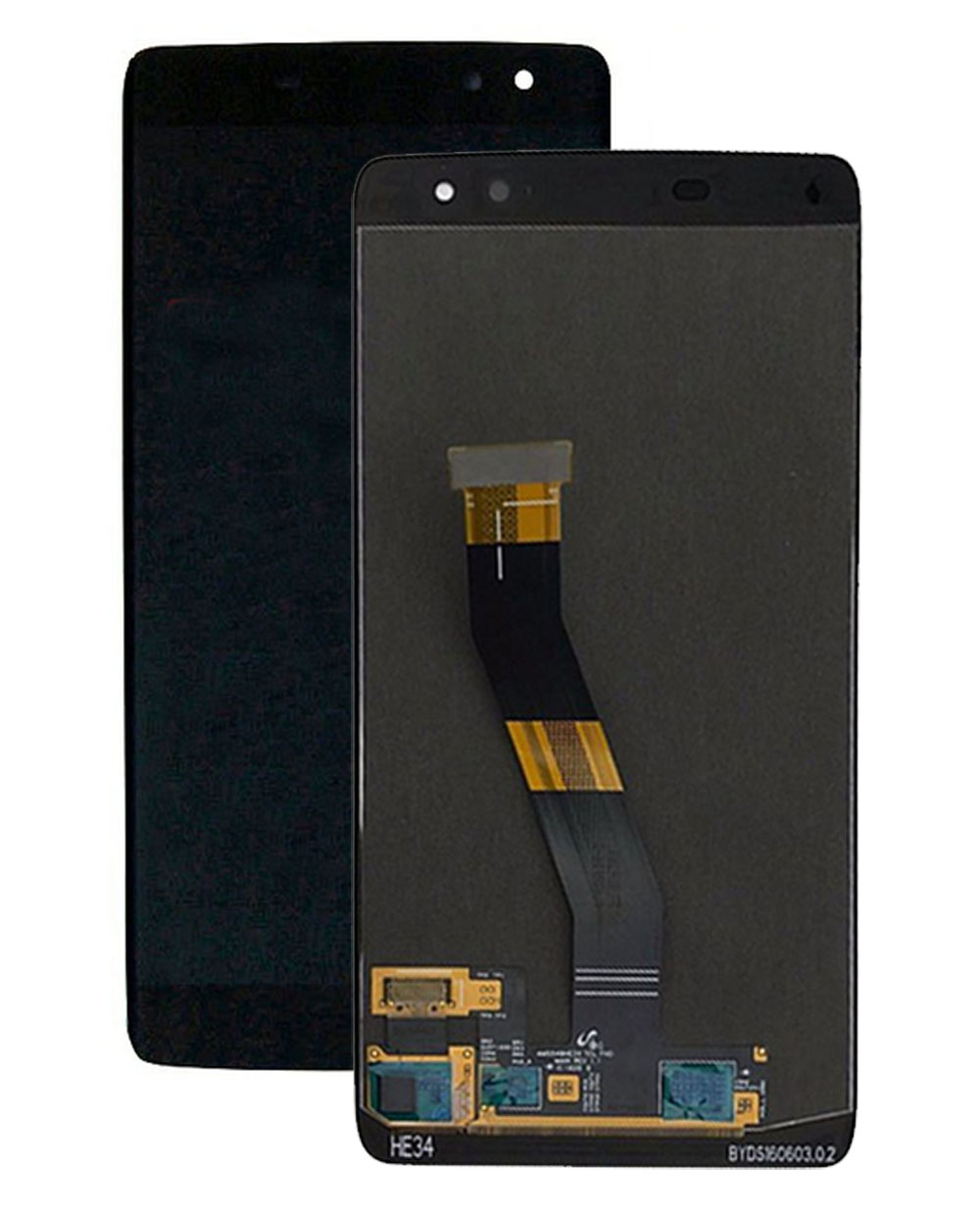 STARDE Replacement LCD For BlackBerry DTEK60 LCD Display Touch Screen Digitizer Sense Assembly Frame 5.5STARDE Replacement LCD For BlackBerry DTEK60 LCD Display Touch Screen Digitizer Sense Assembly Frame 5.5