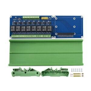 Image 2 - Panneau dextension de Raspberry Pi de magasin de shenzhen, canal de relais de 8 ch, pour RPi toutes les séries, LED à bord, forme de Contact: SPDT NO, NC