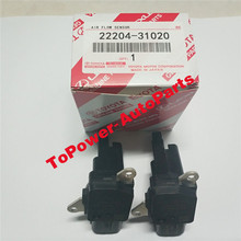 Auto replacement MAF Sensor 22204-31020/197400-5150 Air Flow Meter fits for Toyo++ta  Le++xus Kluger Corolla Tarago 2.4 3.5 1.8