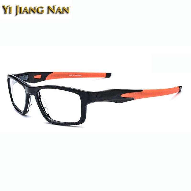 3cb980ce9a Yi Jiang Nan Brand Sports Glasses Cycling Men Spectacle Frames Quality TR90 Glasses  Optical Prescription Occhiali Da Vista Donna