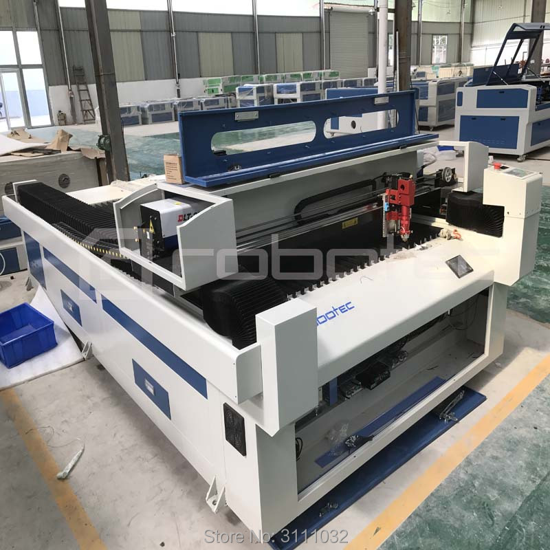 260w Metal Laser Cutting Machine 1325 /high Power CO2 Laser Cutting Machine For Thick Wood MDF Stainless Steel