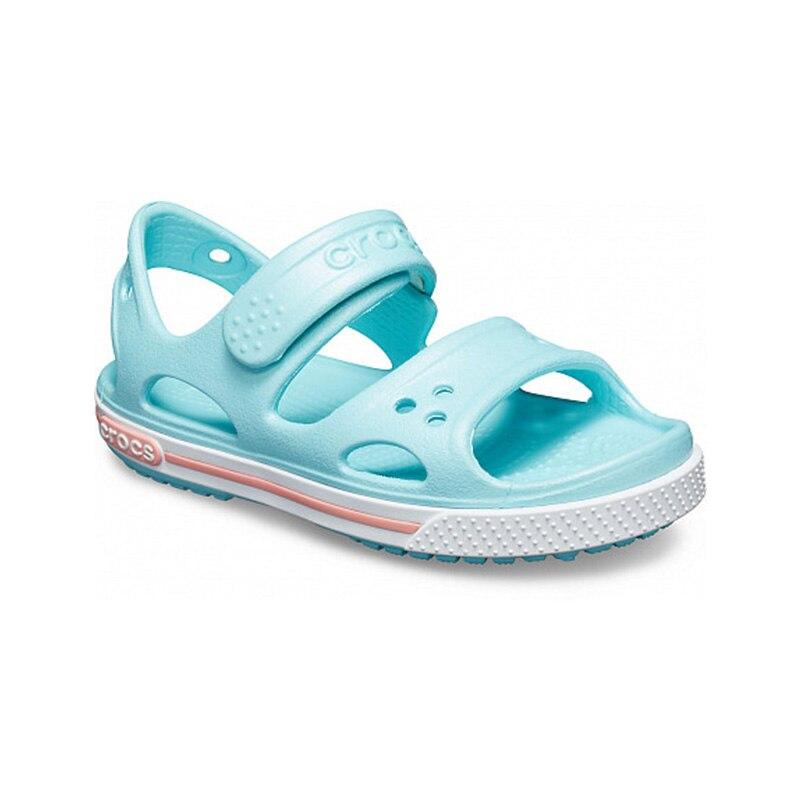 CROCS Crocband II Sandal PS KIDS or boys/for girls, children, kids sandals zebra for 12418 8 children sandal kids shoes flip flops summer boots