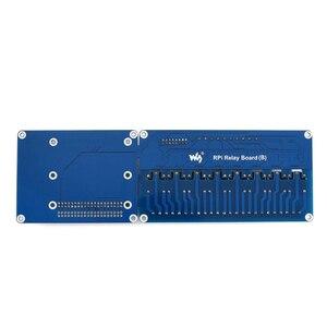 Image 4 - Panneau dextension de Raspberry Pi de magasin de shenzhen, canal de relais de 8 ch, pour RPi toutes les séries, LED à bord, forme de Contact: SPDT NO, NC