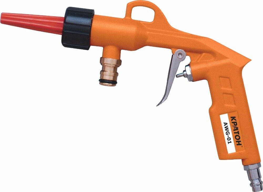 Pistol flushing Kraton AWG-01 pistol dispenser metal 7 positional kraton medium