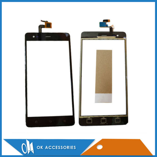 5.5 Inch For Prestigio Grace R5 LTE <font><b>PSP5552DUO</b></font> PSP 5552 PSP5552 Sensor Touch Screen Digitizer Glass Panel Black Color With Tape image