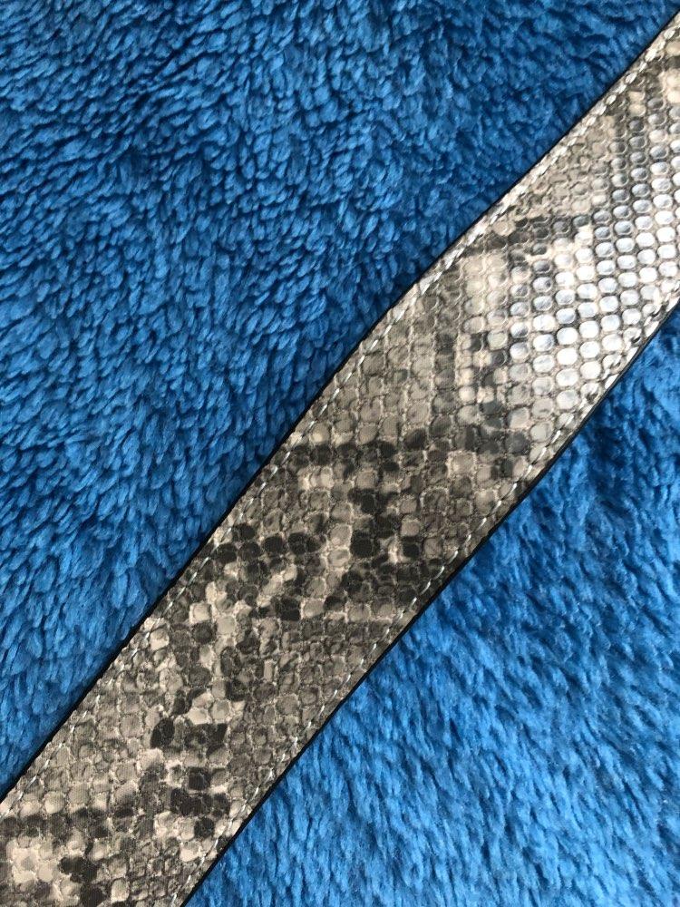 2019 accessoires voor tassen Snake PU tas riem Elegante vervanging schoudertas bandjes Casual verlengde bandjes voor tassen photo review